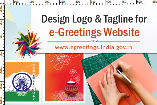 Logo and Tagline Contest for e-Greetings Portal