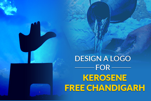 Design a Logo for Kerosene Free Chandigarh