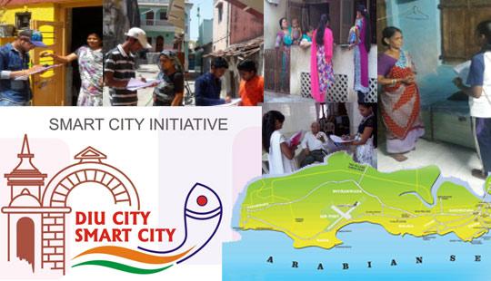 Diu Smart City – Draft Upgraded SCP