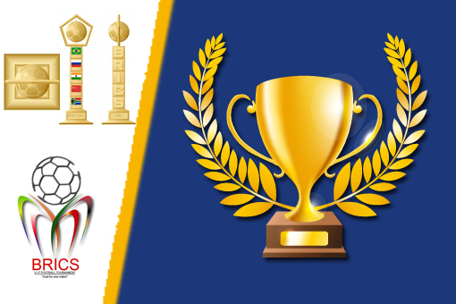 Congratulations to the Winners of BRICS Football Tournament Trophy and Logo Design Contest