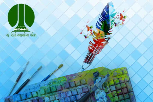 Poster Drawing Competition On Theme Payment Without Cash