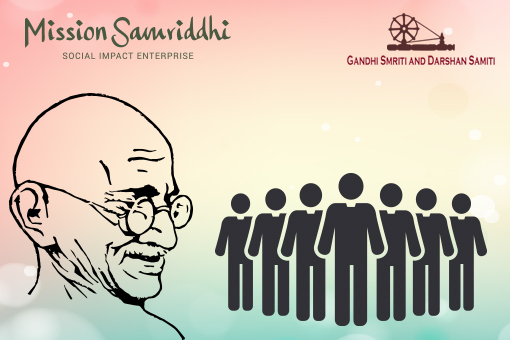 GANDHI DARSHAN AND ACTION FELLOWSHIP PROGRAM