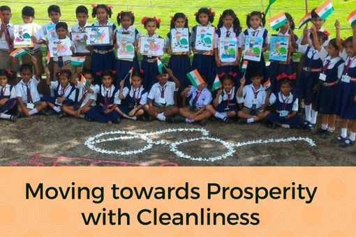 Moving Towards Prosperity with Cleanliness