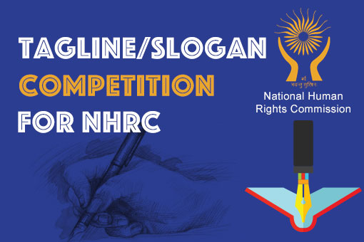 Tagline/Slogan Creation Competition for National Human Rights Commission