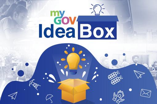 MyGov Idea Box