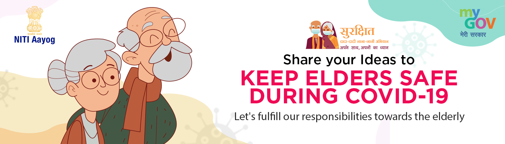 Share Your Ideas to Keep Elders Safe During COVID-19