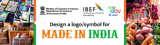 Design a logo/symbol for Made In India