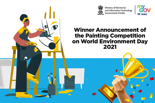 Winner Announcement of the Painting Competition on World Environment Day 2021