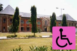 Identify at least 50 public (government) buildings in Nagpur frequently used by persons with disabilities to be converted into fully accessible buildings under Accessible India Campaign (Sugamya Bharat Abhiyan)
