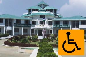 Identify at least 50 public (government) buildings in Ranchi frequently used by persons with disabilities to be converted into fully accessible buildings under Accessible India Campaign (Sugamya Bharat Abhiyan)