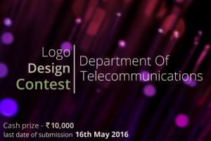 Logo Design Contest for Department of Telecommunications, for Social Media Purpose