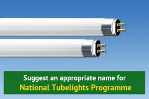 Suggest Name for National Tubelights Programme