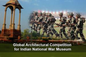 Global Architectural Competition for Indian National War Museum