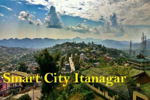 Inviting suggestions for Smart City Itanagar Round III