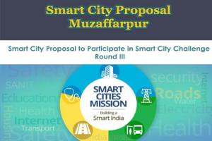 Upgradation of Muzaffarpur Smart City Proposal for Round-III