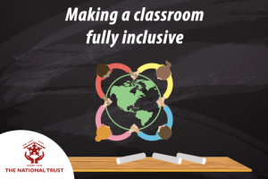"Inclusive India Initiative Competition - ""Making a classroom fully inclusive: Attitudes& Resources"""