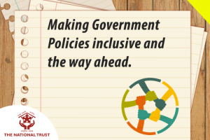 "Inclusive India Initiative Competition - ""Making Government Policies inclusive and the way ahead"""