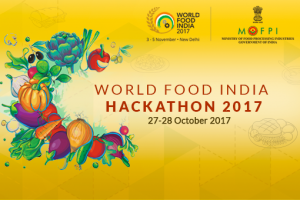 World Food India Hackathon 2017