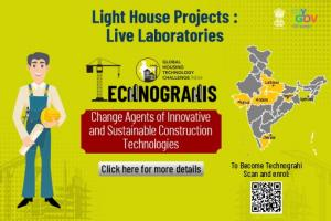 GHTC-India: Live Laboratory - Light House Projects