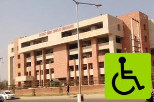 Identify at least 50 public (government) buildings in Chandigarh frequently used by persons with disabilities to be converted into fully accessible buildings under Accessible India Campaign (Sugamya Bharat Abhiyan)