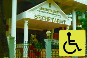 Identify at least 50 public (government) buildings in Daman frequently used by persons with disabilities to be converted into fully accessible buildings under Accessible India Campaign (Sugamya Bharat Abhiyan)