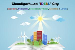 "Draft Document - Vision and Sub Goals: Chandigarh - an ""IDEAL"" City"