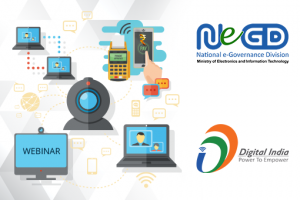 Inviting suggestions for relevant topics on Digital India for conducting webinar sessions