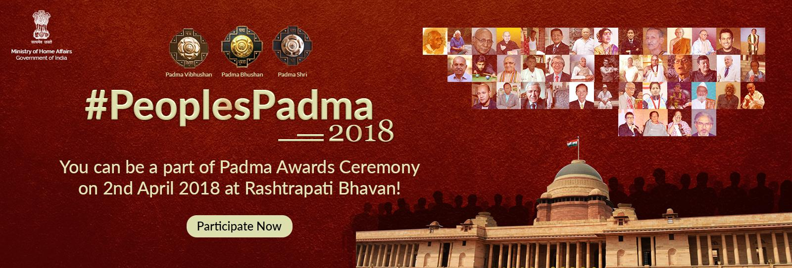 Padma Awards Campaign