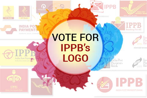 Vote for Your Favourite Logo for India Post Payments Bank (IPPB)